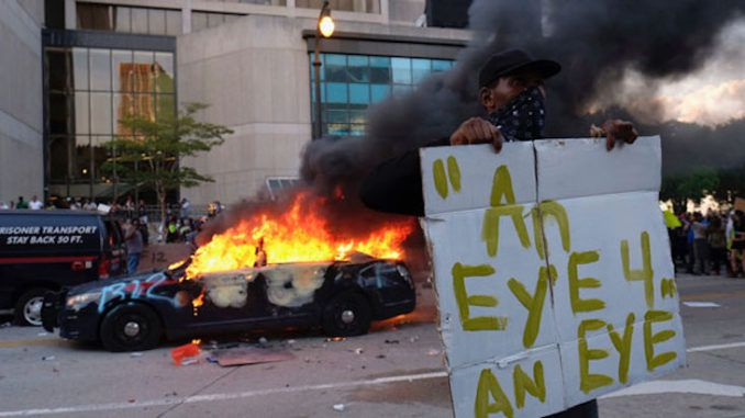 Black Lives Matter warn America they will do what they want, with or without their permission