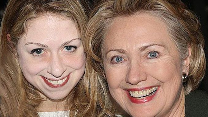 Chelsea Clinton says white children need to learn to erode their privilege