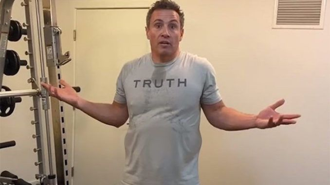 CNN's Chris Cuomo defends network's decision to not fact-check Democrats, saying they don't lie the same way Trump does