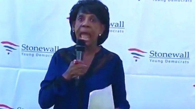Maxine Waters says we must invoke 25th Amendment to oust President Trump
