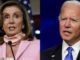 Nancy Pelosi urges Joe Biden not to debate with President Trump