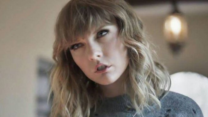 Taylor Swift says Trump knows we don't want him as President