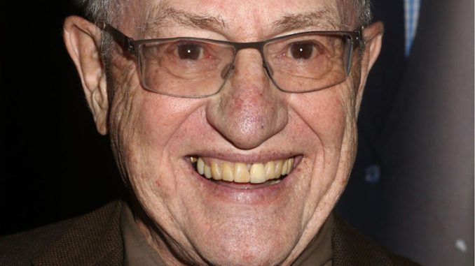 "Alan Dershowitz, who stands accused of having sex with multiple alleged Jeffrey Epstein victims, says ""statutory rape is an outdated concept"" and there should be ""Romeo and Juliet exceptions"" to statutory rape law."