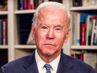 Joe Biden warns that America's suburbs will be destroyed by hellish fires if President Trump is reelected this November