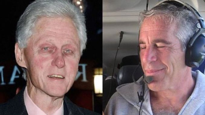 VIP elite panic as all passengers on Jeffrey Epstein's flight log is set to be made public