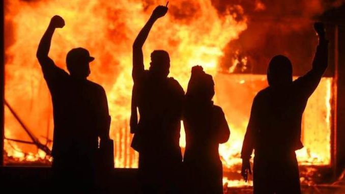 50 GOP Congressmen ask DOJ to investigate who is funding the far-left riots