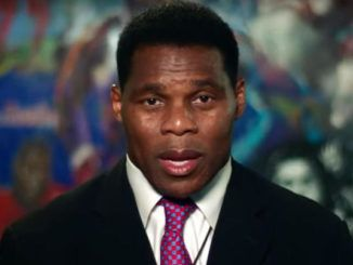 Herschel Walker accuses China of funding Democrats via Black Lives Matter
