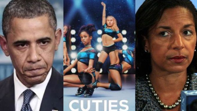 Obamas and Susan Rice remain silent amid Netflix pedophilia scandal