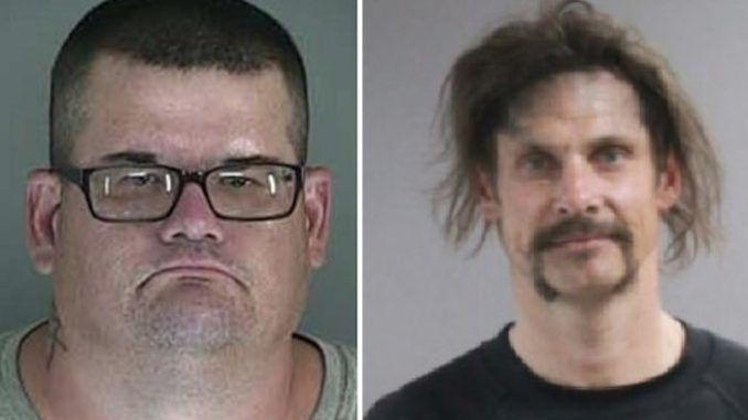 Police in Oregon arrest two arsonists