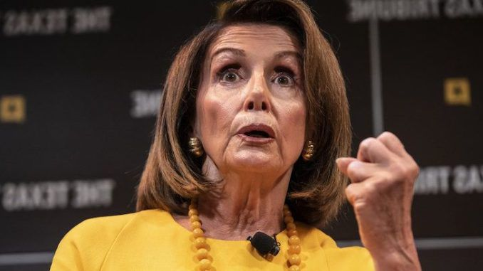 Rep. Andy Biggs, the House Freedom Caucus chairman, calls for Nancy Pelosi to be ousted as Speaker