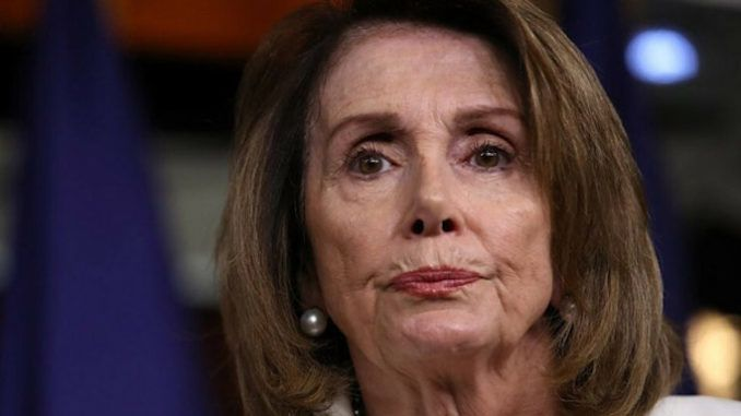 Nancy Pelosi urges Trump's family to stage an intervention against POTUS