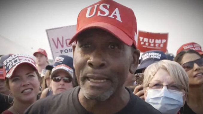 Black Trump supporter declares POTUS has done more for the black community than any other president