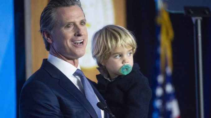 Gov. Newsom signs bill reducing penalties for sodomy with minors