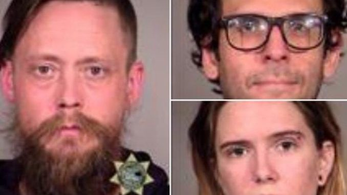 Portland rioter arrested and released goes onto kill a man and woman