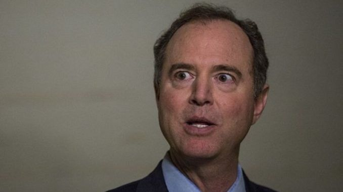 Rep. Adam Schiff announces new whistleblower complaint on alleged Russian election meddling
