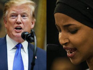 President Trump urges DOJ to investigate Ilhan Omar over illegal ballot harvesting scam