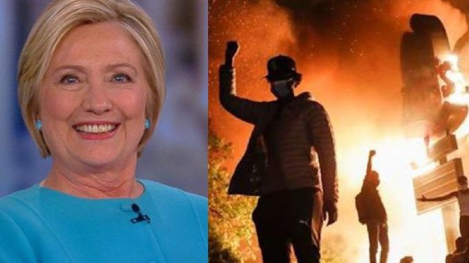 """""""Black lives matter"""" is a """"theological statement"""" according to Hillary Clinton, who says the Christian Church in America needs to """"take a hard look at itself"""" and join what she describes as the BLM """"moral awakening."""""""