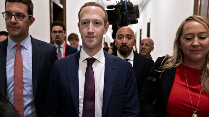Facebook Director admits to deliberately censoring New York Post story exposing Hunter Biden