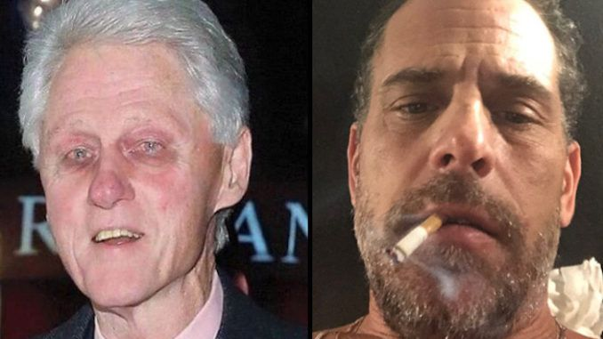 According to a leaked email sent by Hunter Biden, former President Bill Clinton invited him on a trip to Haiti in 2010 — as though Haiti didn't have enough problems with the Clintons, without them bringing drug and sex-addicted degenerate son of Joe Biden to the island.
