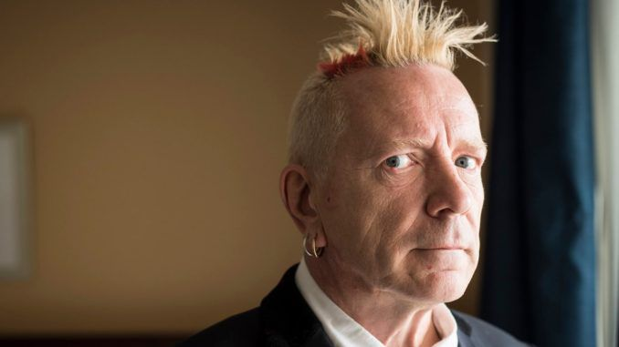 John Lydon confirms he's voting for President Donald Trump