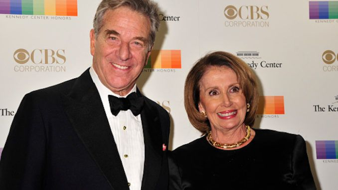 Nancy Pelosi and her husband invested over 1 million dollars into CrowdStrike - the company that launched Russiagate