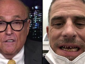 Rudy Giuliani says photos on Hunter Biden hard drive will shock hell out of public
