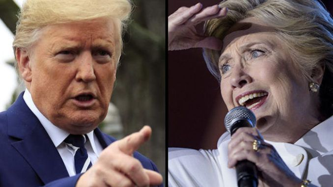 President Trump orders total declassification of all documents related to Spygate and Hillary Clinton's emails
