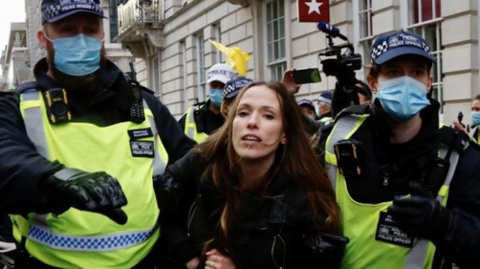 Police Chief warns second lockdown could spark mass civil unrest in UK