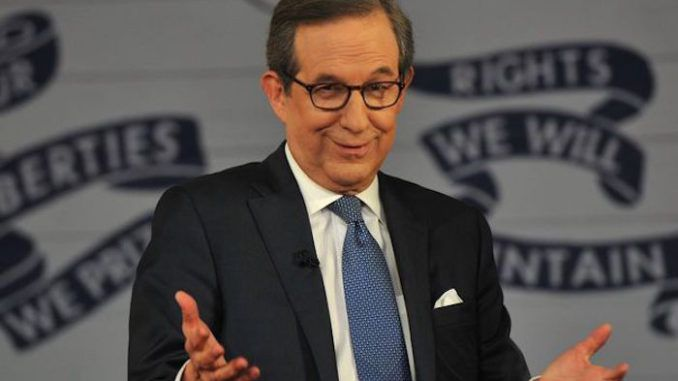 Chris Wallace says the Hunter Biden scandal is nothing