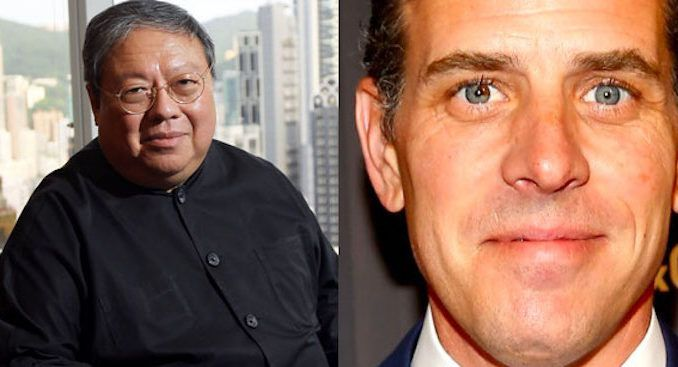 Leaked audio confirms Hunter Biden colluded with Chinese spy chief