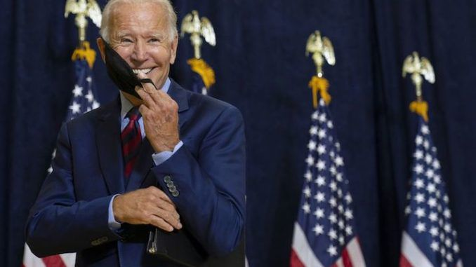 Joe Biden vows amnesty for over 11 million illegal aliens within 100 days of his presidency