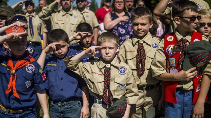 Over 90,00 Boy Scouts expose massive pedophile ring