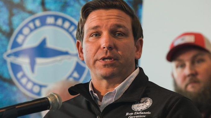 Florida Gov. DeSantis lays groundwork to allow citizens to shoot looters and rioters