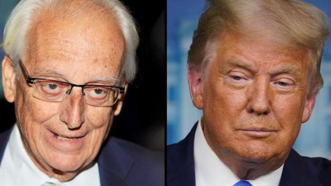 Democrat Rep. Rep. Bill Pascrell Jr calls for Trump to be tried for crimes against the United States