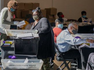 Investigators dispatched to Fulton County after issue with ballot reporting found