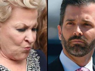 Hollywood celebrities celebrate Trump Jr's COVID diagnoses