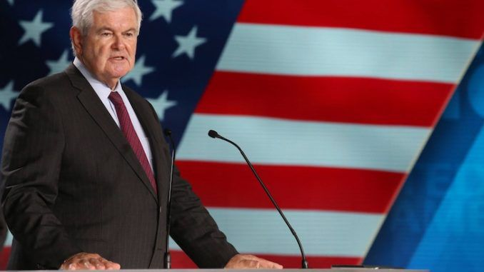 Newt Gingrich says 2020 election is biggest theft since 1824