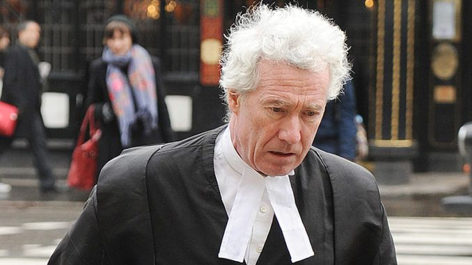 UK Supreme Court judge slams government's totalitarian approach to COVID lockdowns