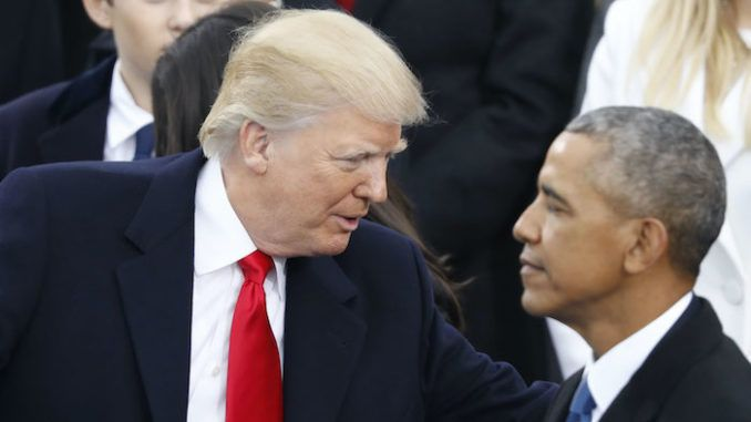 Trump smashes Obama's popular vote record, paving the way for him to run again in 2024