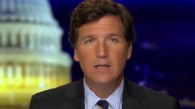 Tucker Carlson warns elites are pushing lockdowns to usher in the great reset