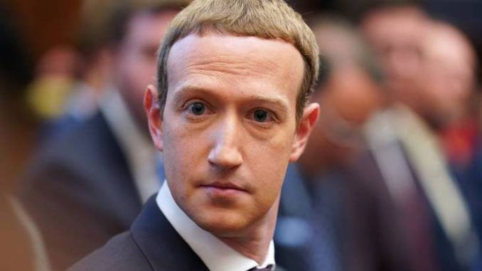 Mark Zuckerberg warns there is a risk of civil unrest in America this election