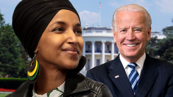 Rep. Ilhan Omar says Biden victory has put 'us' in charge