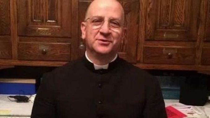 A leading Catholic exorcist claims leftists and Democrats are actually possessed