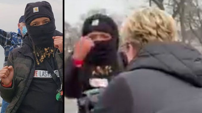 Black Lives Matter leader arrested for punching 80-year-old woman in the face