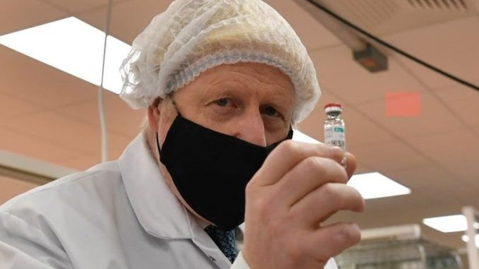 UK government to pay anyone who suffers severe COVID vaccine side effects up to 120,000 pounds