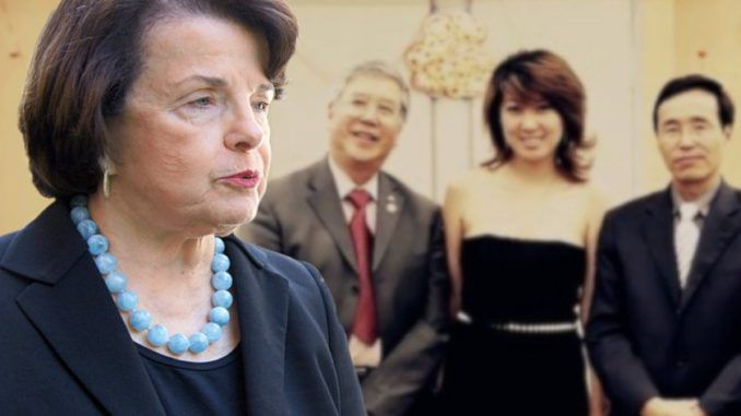 Chinese agent who slept with Eric Swalwell picture with Chinese spy who spied on Sen Feinstein for 20 years