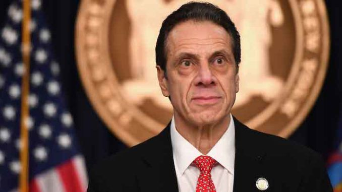 NY Gov. Andrew Cuomo grants dozens of pardons and commutations to illegal aliens and murderers