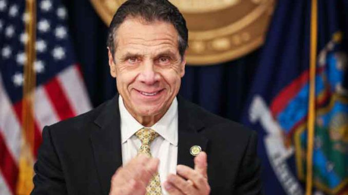 Mainstream media blackout on Cuomo's sexual harassment story