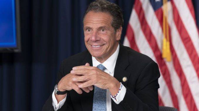 Gov. Andrew Cuomo signs bill banning sale and display of hate symbols