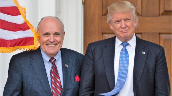 Rudy Giuliani says something big is coming after Christmas that will shock Americans